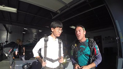 1847 Yoonho Choi Skydive at Chicagoland Skydiving Center 20170822 Brad Amy
