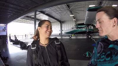 1603 Jinky Rose Magbago Skydive at Chicagoland Skydiving Center 20170824 Jo Chris