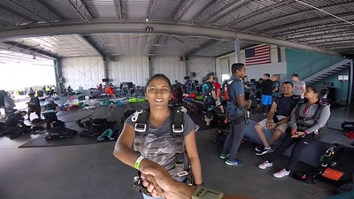 1751 Shruthi Krishnegowda Skydive at Chicagoland Skydiving Center 20170708 Leonard Leonard