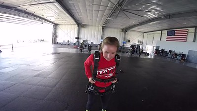 0900 Adi Mixdorf Skydive at Chicagoland Skydiving Center 20170709 Cody Cody