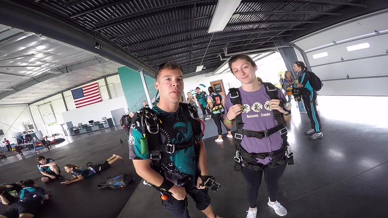 1057 Gabriella Marque Skydive at Chicagoland Skydiving Center 20170722 Cody Brad