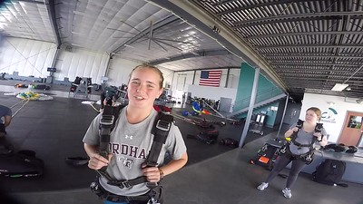 1359 Eleanor Frechett Skydive at Chicagoland Skydiving Center 20170730 Brad Brad