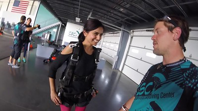 1259 Sweta Ghimire Skydive at Chicagoland Skydiving Center 20170611 Eric S