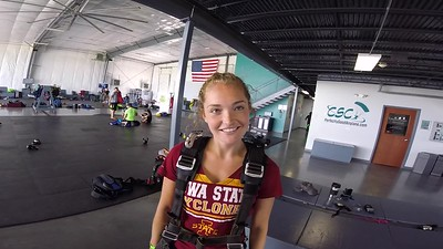 1214 Kenna Short Skydive at Chicagoland Skydiving Center 20170624 Leonard