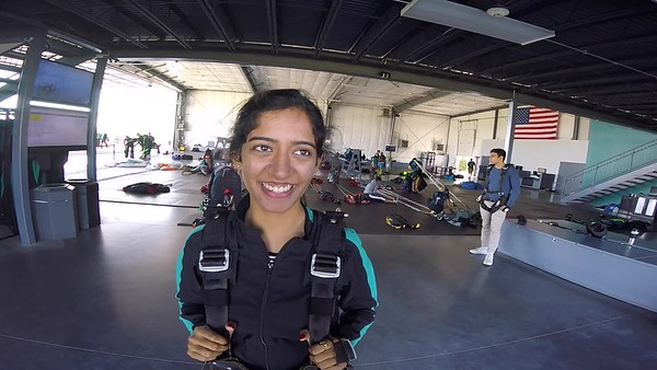 1007 Soumya Sharma Skydive at Chicagoland Skydiving Center 20170624 Leonard
