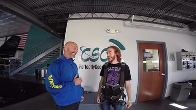 1745 Kevin Doherty Skydive at Chicagoland Skydiving Center 20170626 Brad C Brad V