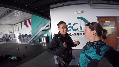 1031 Min Zhang Skydive at Chicagoland Skydiving Center 20170626 Jo Jo