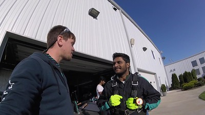 1858 Jitendra Penmestsa Skydive at Chicagoland Skydiving Center 20170505 Eric Eric