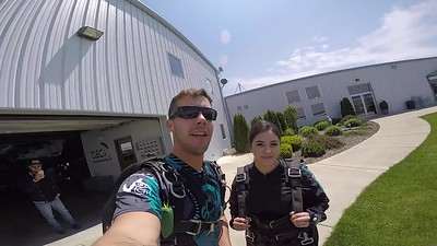 1343 Adriana Cuellar Skydive at Chicagoland Skydiving Center 20170512 Cody