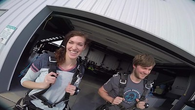 1854 Rachel Carlson Skydive at Chicagoland Skydiving Center 20170513 Brad Brad