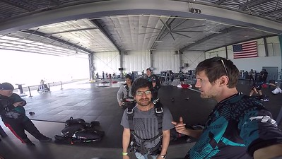 1721 Ravi Zakkam Skydive at Chicagoland Skydiving Center 20170527 Dan Dan