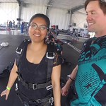 1449 Shruti Bhairappa Skydive at Chicagoland Skydiving Center 20170527 Eric