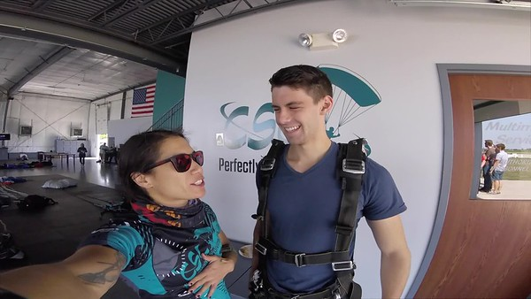 1305 Sam Rothlisberge Skydive at Chicagoland Skydiving Center 20170903 Jessie Jessie