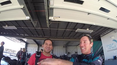 1241 Dinesh Kale Skydive at Chicagoland Skydiving Center 20170930 Brad Amy
