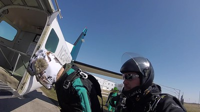 1528 Kevin Blazevicz Skydive at Chicagoland Skydiving Center 20180407 Eric Eric