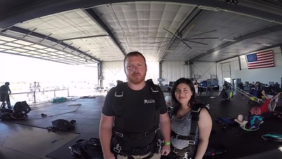 1906 William Hagerman  Skydive at Chicagoland Skydiving Center 20180526 Cody Cody