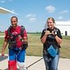 Alissa Mussman's Tandem Skydive