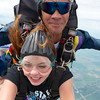 Breanna Williams's Tandem Skydive