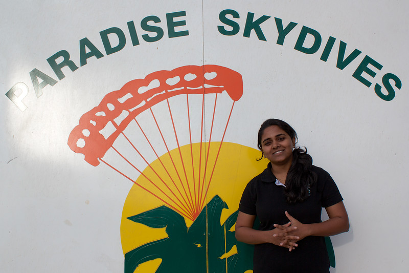 Ketaki Deshmukh's Tandem Skydive
