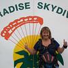 Marjorie Ellis's Tandem Skydive