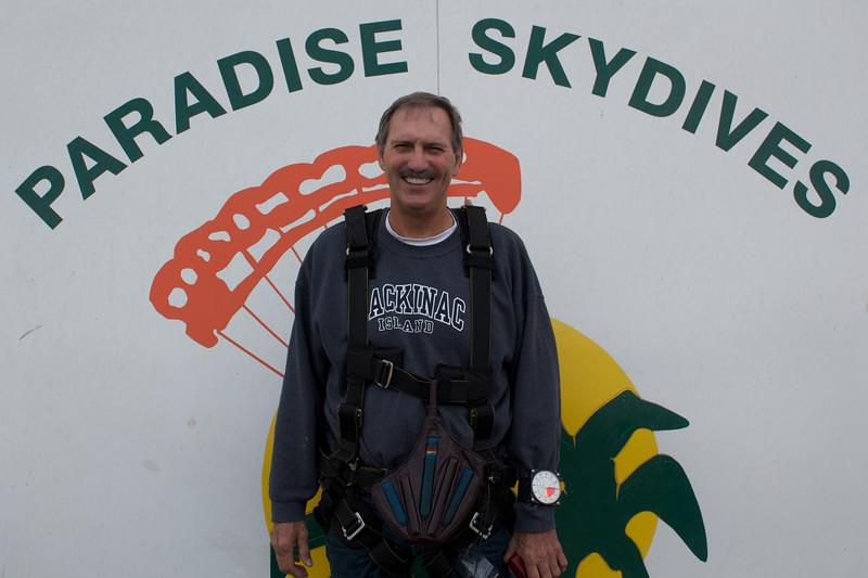 Brent Hagerman's Tandem Skydive