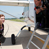 Isabella Naab's Tandem Skydive
