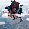 Karen Peterson's Tandem Skydive