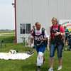 Shiela Cooksley's Tandem Skydive