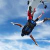 Tina Fratzke's Tandem Skydive