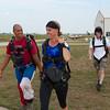 Meg Recker's Tandem Skydive
