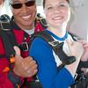 Amber Dullard Tandem Skydiving