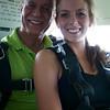 Christina Richter Tandem Skydiving