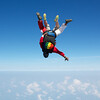 Cindy Pangburn Tandem Skydiving