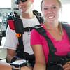 Jenna Vsetecka Tandem Skydiving