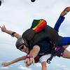 Kristin Eckman Tandem Skydiving