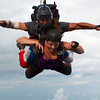 Mary Nelson Tandem Skydiving