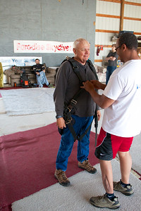 Craig Hoepner Tandem Skydiving