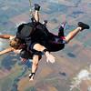 Jenny Byrnes Tandem Skydiving