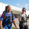 Michele Raymer Tandem Skydiving