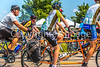 RAGBRAI 2014 - Day 1 - rider(s) between Rock Valley & Hull, Iowa - C1--0550 - 72 ppi