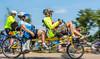 RAGBRAI 2014 - Day 1 of cross-Iowa ride, near May City - C1 --0645 - 72 ppi