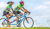 Ragbrai 2014 - Between Rock Valley & Hull, Iowa - D1 - C1-b-0307 - 72 ppi-3
