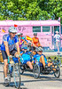 RAGBRAI 2014 - Day 1 - rider(s) between Rock Valley & Hull, Iowa - C1--0511 - 72 ppi