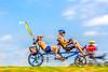 RAGBRAI 2014 - Day 1 of cross-Iowa ride, near May City - C1-1010 - 72 ppi