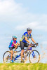 RAGBRAI 2014 - Day 1 of cross-Iowa ride, near May City - C1-0815 - 72 ppi
