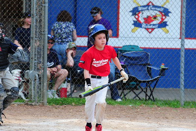 Taneytown Baseball May 5, 2012