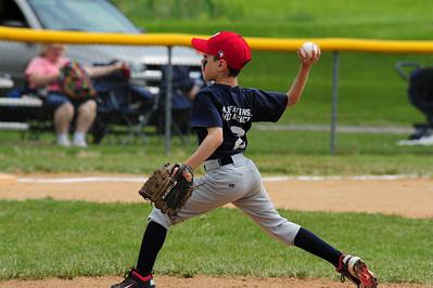 Taneytown Baseball May 7, 2011