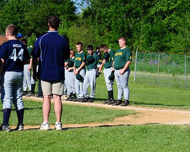 Taneytown Baseball vs Urbana May 21, 2009