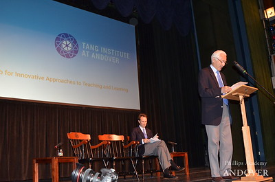 Tang Institute Launch