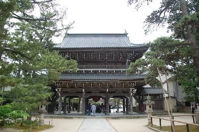 Monjudo Temple, Miyazu